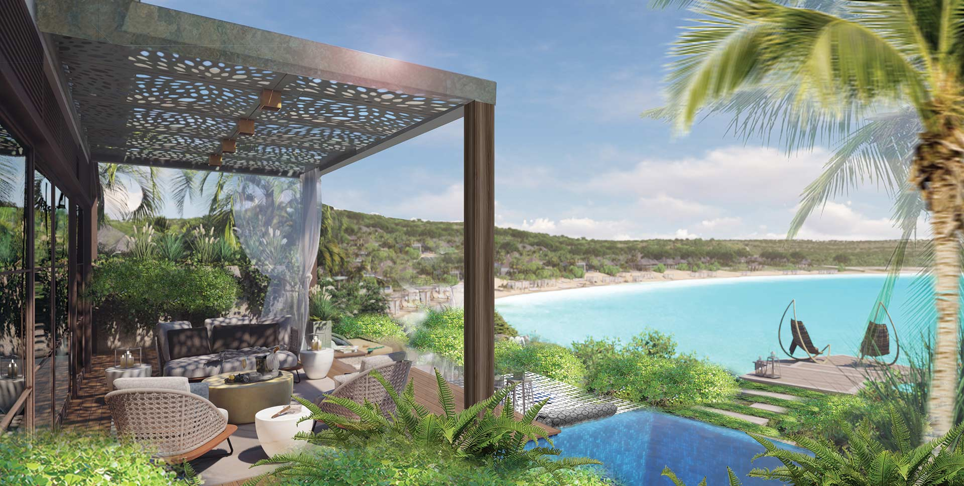 Rosewood Half Moon Bay Antigua to Open in 2021