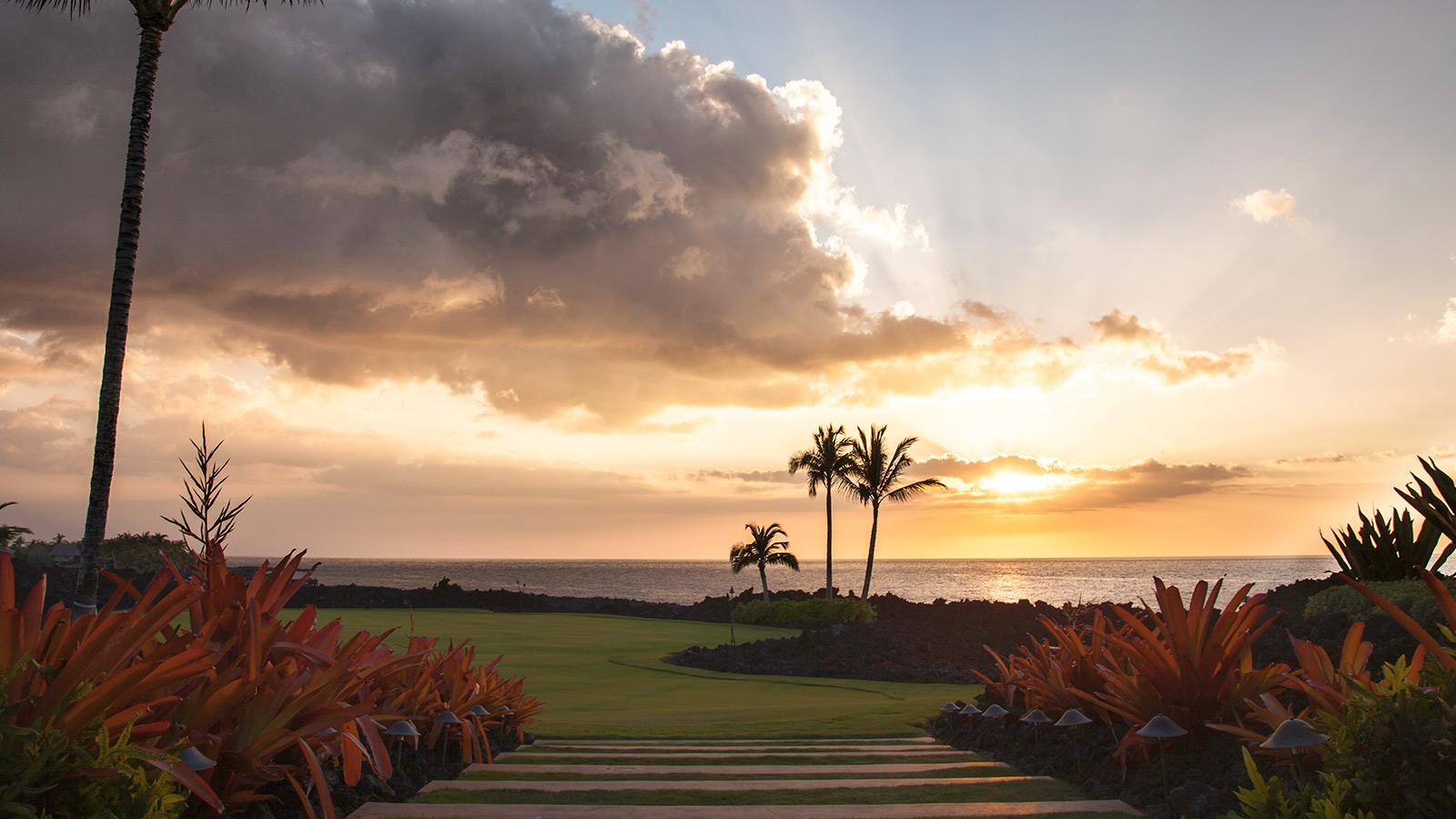 Ka'upulehu, Hawaii